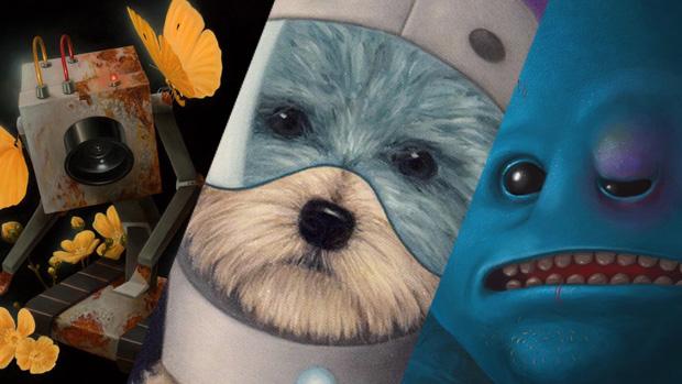 8 Υπέροχες Ρεαλιστικές Απεικονίσεις Χαρακτήρων του Rick and Morty!
