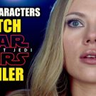 Reaction video για το trailer του the Last Jedi, από movie characters!