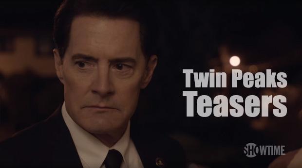 2  Teasers για το Twin Peaks