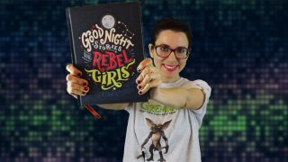 Good Night Stories for Rebel Girls – Βιβλιοσκώληκες ep.80