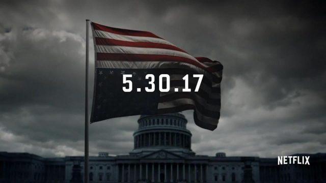Το Trailer για την 5η Season του House of Cards