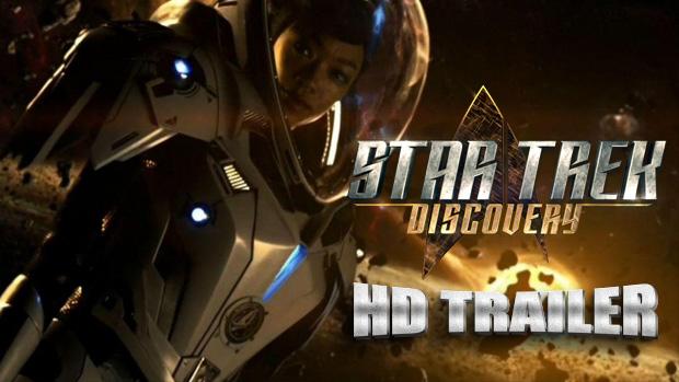 To Star Trek επιστρέφει στην τηλεόραση! (Trailer)