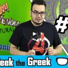 Geek the Greek – Episode 06 – Venom, Castlevania, Scooby Doo Supernatural