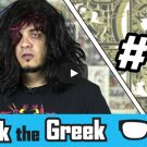 Geek the Greek Episode 07 – SDCC '17, The Room, Batman VS Elmer Fudd