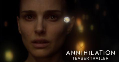 Trailer για το Annihilation του Alex Garland (Ex-Machina)!