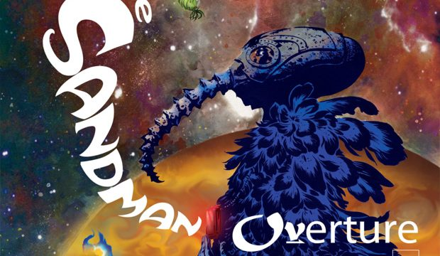 Sandman Overture. Το επετειακό prequel μιας από τις καλύτερες σειρές κόμικ όλων των εποχών