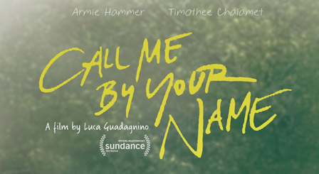 Call Me By Your Name – review