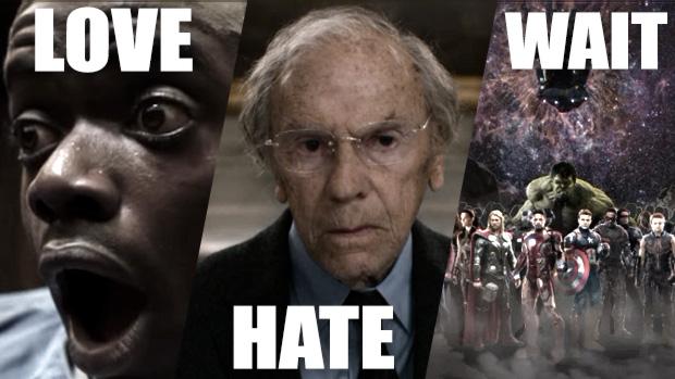 Love-Hate-Wait : 2 Λόγια για τις ταινίες που φεύγουν και τις ταινίες που έρχονται