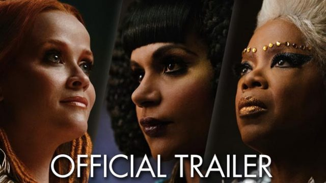 A wrinkle in time – trailer