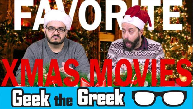 O Geek the Greek σχολιάζει όλες τις Χριστουγεννιάτικες ταινίες με guest τον Ζήση Ρούμπο!