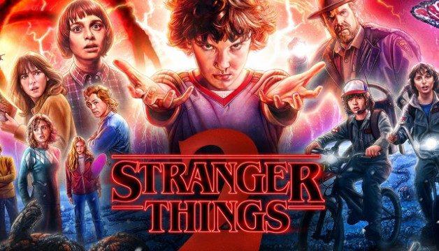 Stranger Things 2 πάρτι στο TRES