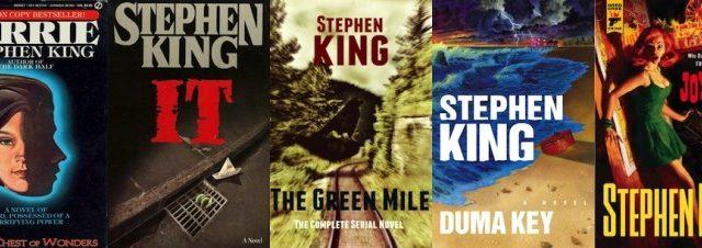 Stephen King: μια στατιστική ανάλυση