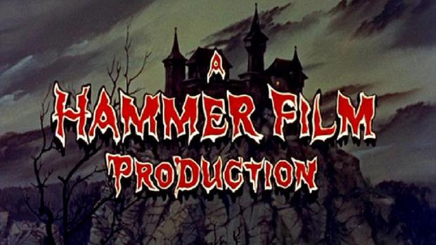 Ένα κλασικό λογότυπο της Hammer