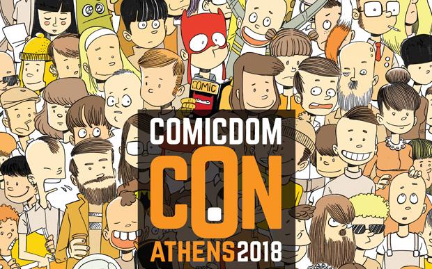 comicdom-con-2018