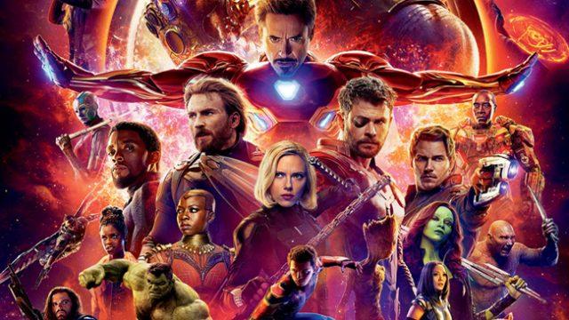 Avengers: Infinity War (Spoiler free)