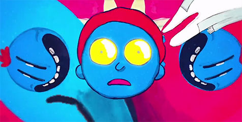 Νέο Teaser Trailer του Rick & Morty!