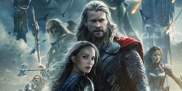 ταινίες της Marvel thor