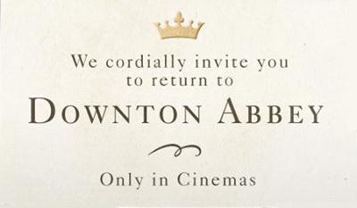 Downton Abbey – η ταινία!