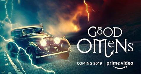 To Good Omens γίνεται σειρά! (Trailer)